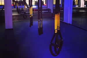 Epirus suggests TRX bands and other cross training activities to improve your tennis fitness