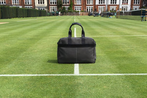 Epirus 24 hour tennis bag on grass court
