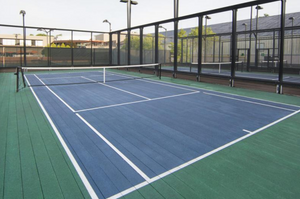Plaform Tennis Court
