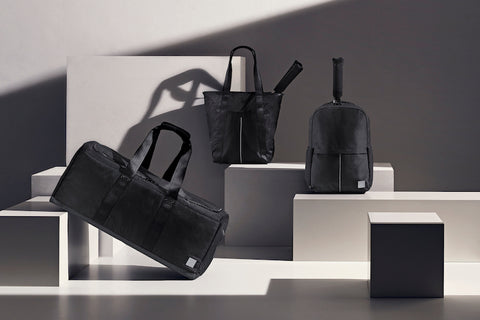 Everyday Collection Black Tennis Bags for working professionals