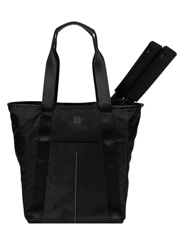 Epirus Transition Tote_Black Tennis Bag