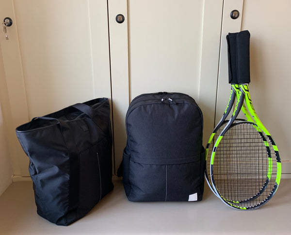 Epirus Transition Tote & Borderless Backpack | Everyday Racket Bag Collection