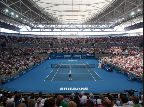 Brisbane International Tennis Tournament