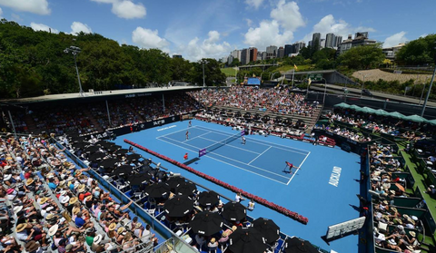 ASB Classic Pro Tennis Tournament