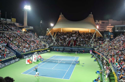 Dubai Duty Free Pro Tennis Tournament
