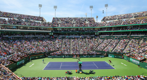 Indian Wells Pro Tennis Tournament