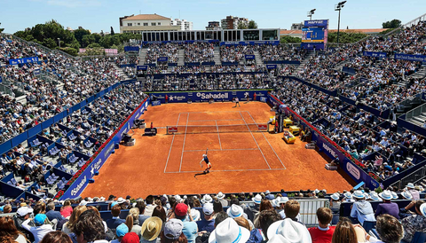 Barcelona Open Pro Tennis Tournament