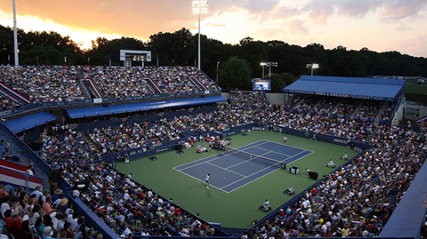 Citi Open tennis court in Washington recommended by Epirus