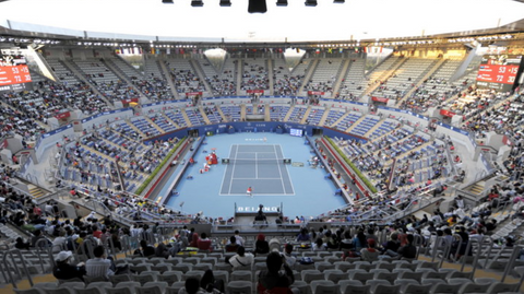 China Open tennis stadium in Beijing -Epirus 2018 travel guide