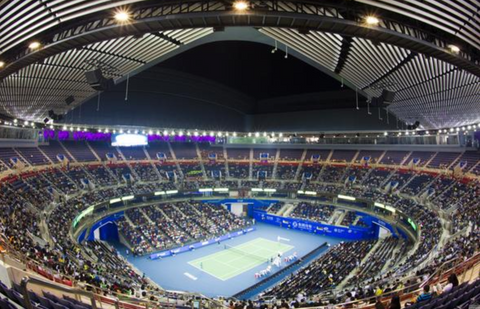Wuhan WTA Tournament tennis stadium - Epirus 2018 travel guide