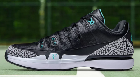 Federer Nike Air Jordan shoes