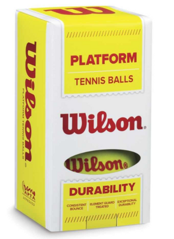 Picture of Wilson platform tennis balls
