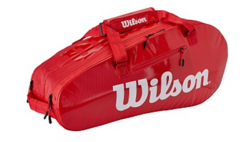 Wilson 6-racket tennis bag