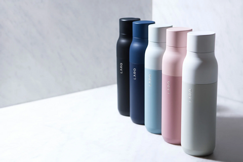 LARQ Self-cleaning water bottles