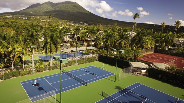 Four Seasons Nevis Tennis Resort