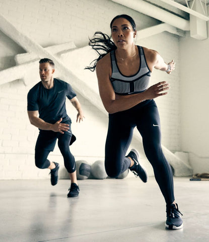 Nike Training Club - Cardio and HIIT