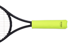 Epirus Neoprene grip cover to keep your tennis grips dry(Neon Yellow)