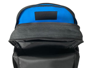 Epirus Borderless Backpack Black Tennis Bag Internal View