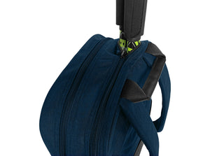 Epirus Borderless Backpack Blue Tennis Bag Rear Side View