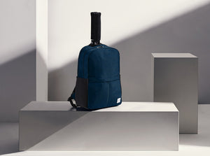 Epirus Borderless Backpack Blue Tennis Bag