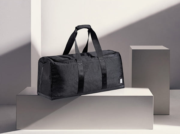 Epirus Dynamic Duffel Black Tennis Bag