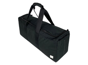 Epirus Dynamic Duffel Black Tennis Bag Top Side View