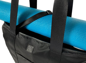 Epirus Transition Tote Tennis Bag with yoga mat strap
