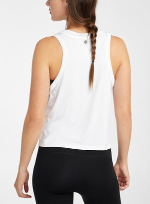 Epirus Women's Tennis Tank Back - lightweight yoga materials tailored for tennis