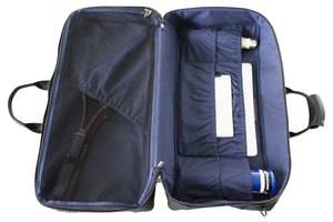 Epirus weekend bag size medium interior view