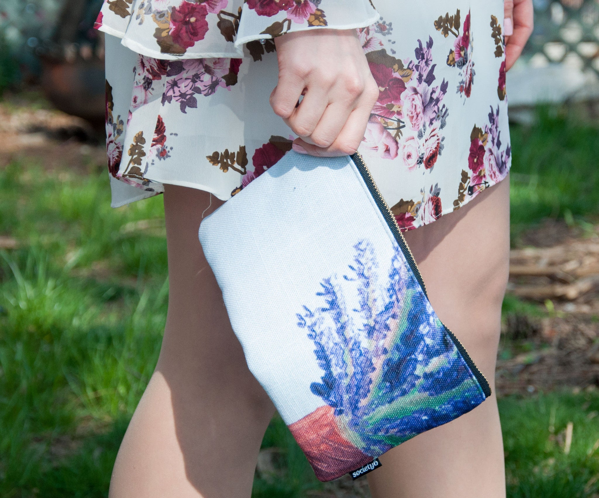 Lavender Pouch *Pre Order Only*