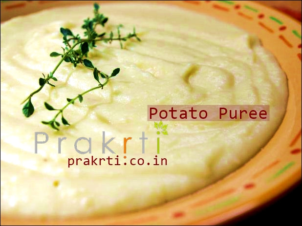 Potato Puree - Convenient and Versatile