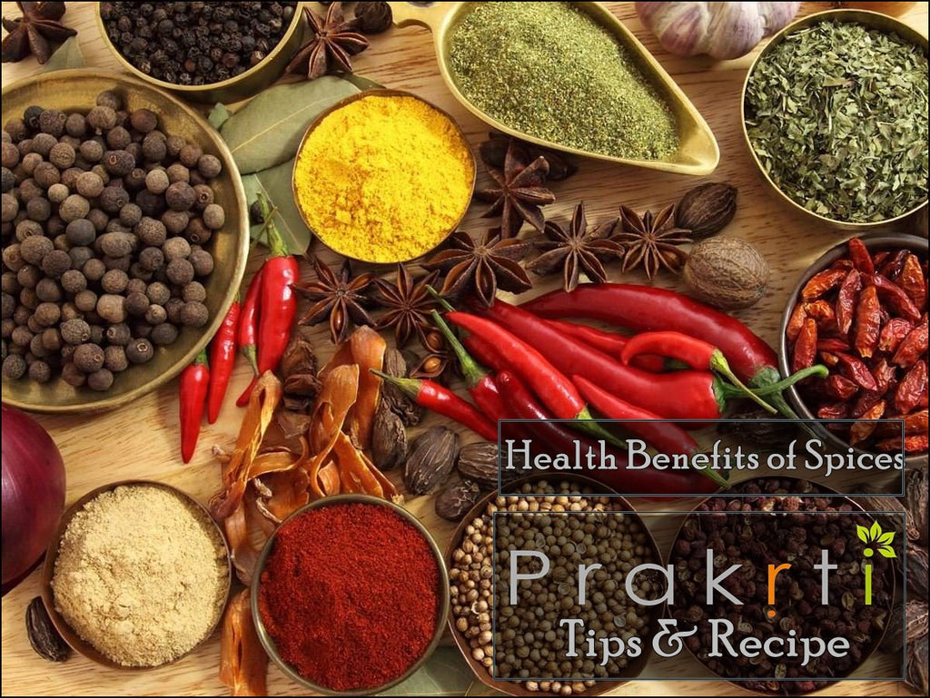 Top Health Benefits of Spicy Food