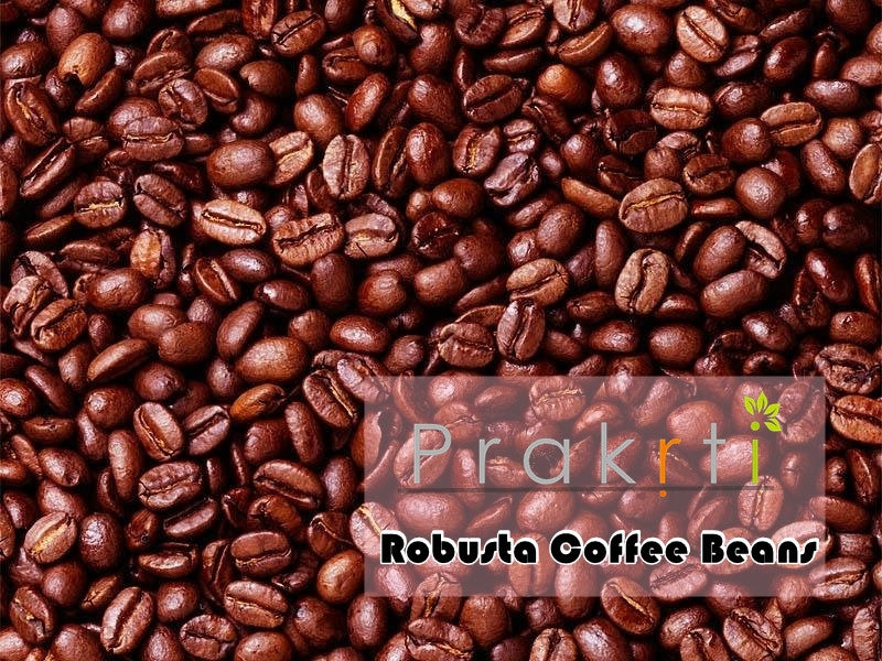 Whole Coffee Beans - Robusta Coffee