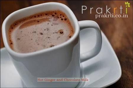 hot chocolate ginger