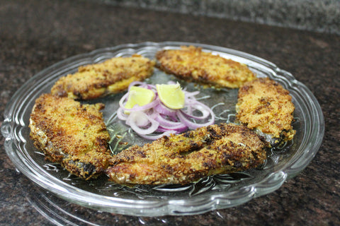 Prakrti recipe fish masala fry