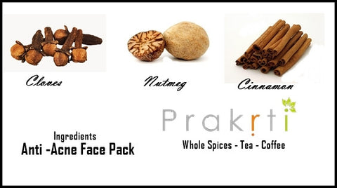 antiacneface pack