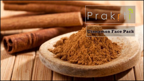 cinnamon face pack