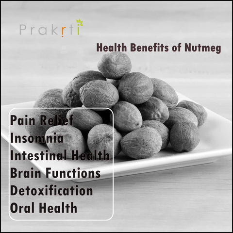 nutmeg healthbenefits