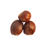 Amazing large Nutmeg जायफल export quality sourced from South India by Prakrti