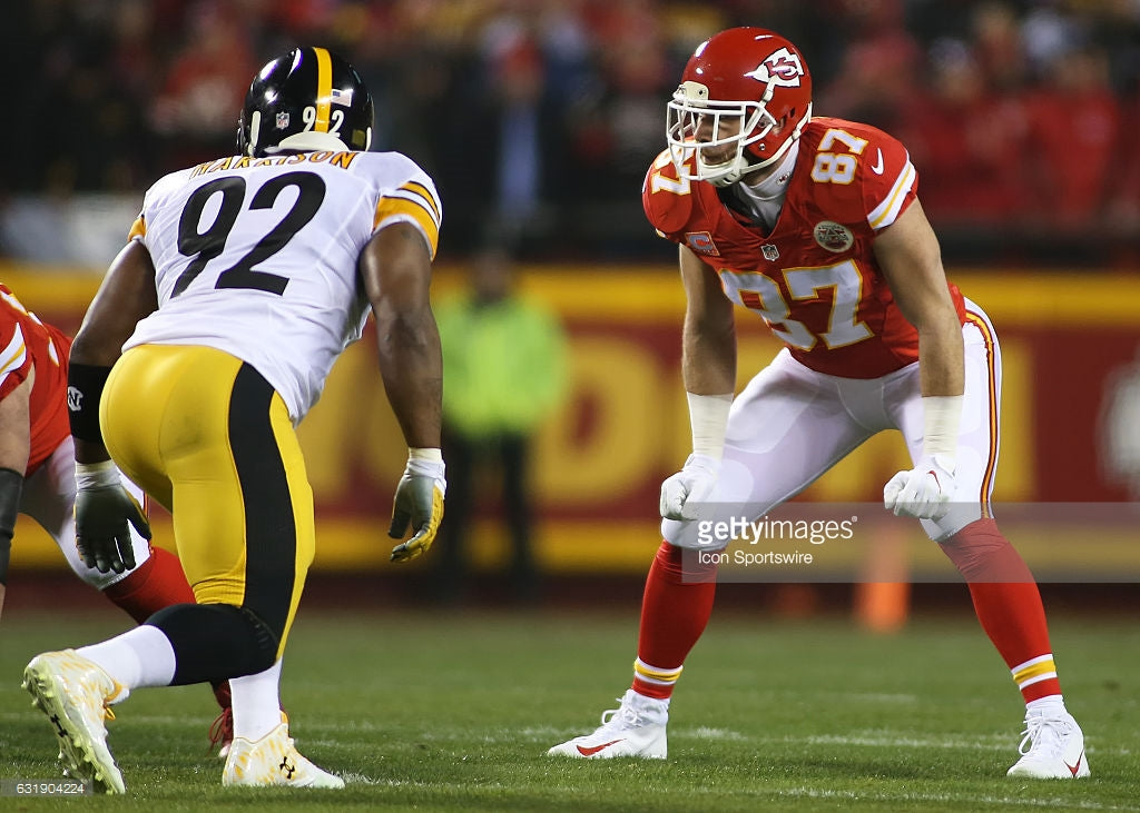 Pittsburgh Steelers at Kansas City Chiefs