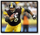 Jerome Bettis uses Total Sports Enterprises Fundraising services