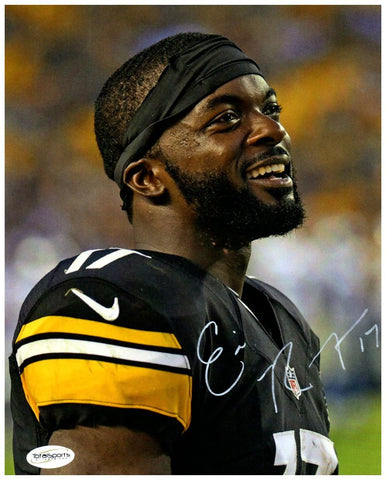 Eli Rogers Autographed Portrait 8x10 Photo