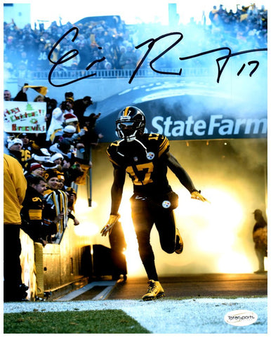 Eli Rogers Autographed Entrance in Color Rush 8x10 Photo