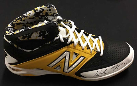 Adam Frazier Autographed Cleat (High)