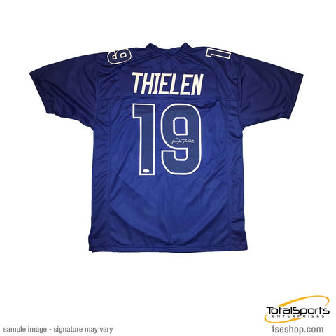 Adam Thielen Signed Custom Pro Bowl Jersey