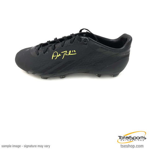 Adam Thielen Signed Black Cleat