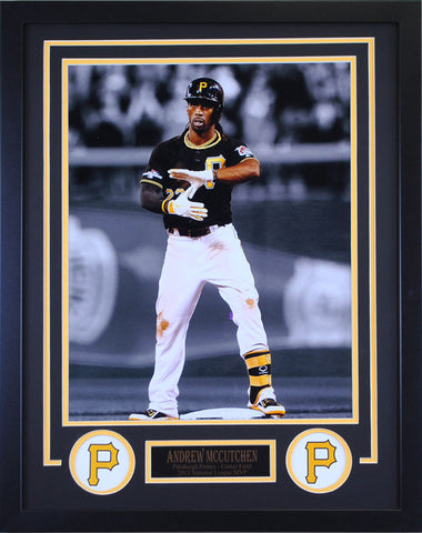Andrew McCutchen Zoltan - 16x20 - Vertical Unsigned - Professionally Framed
