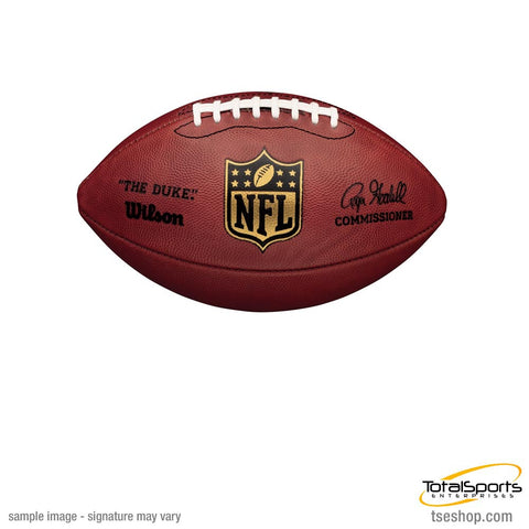 PRE-SALE: JuJu Smith-Schuster Signed Wilson NFL Authentic Football