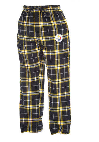 Men's Steelers Huddle Flannel Pants