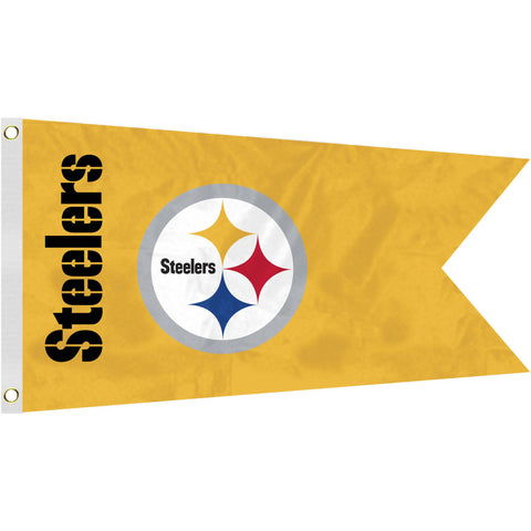 Steelers Gold Boat Flag